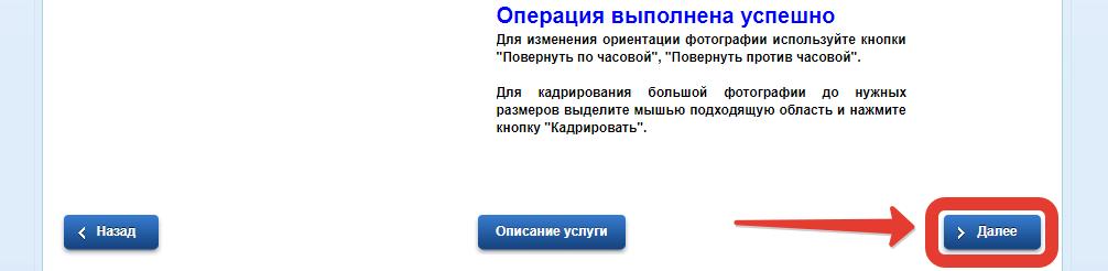 Приглашение иностранца в Россию через Госуслуги шаг 15