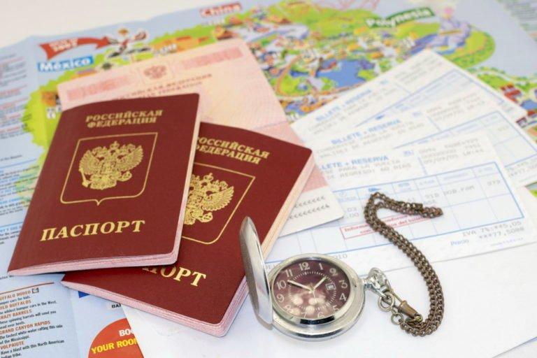 Как проверить готовность загранпаспорта по номеру российского паспорта?